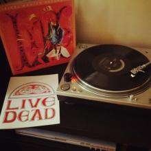 live dead