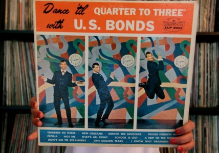 gary us bonds quarter to three